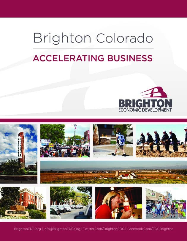 2018 Brighton, Colorado: Accelerating Business