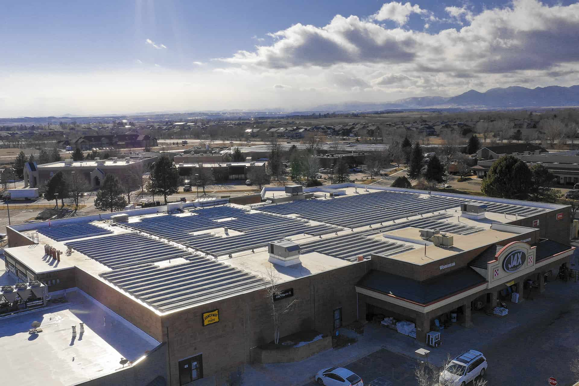 Smart Investing in Solar for Commercial Properties logo