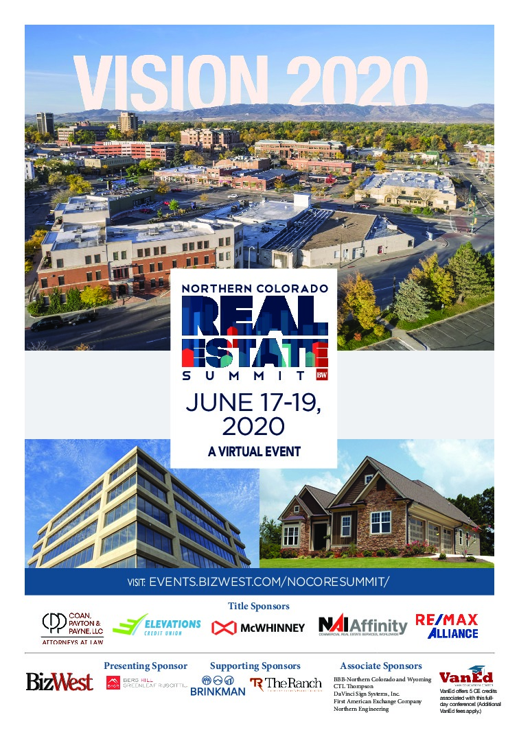 Northern Colorado Real Estate Summit – 2020