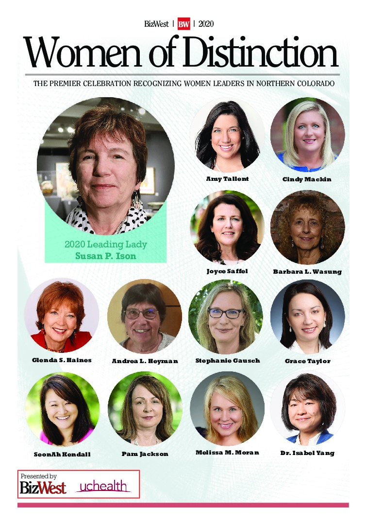 Northern Colorado Women of Distinction – 2020