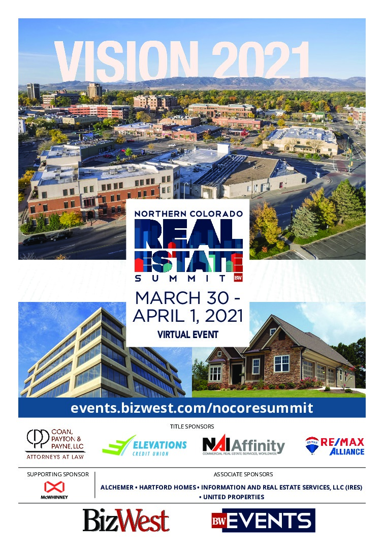Northern Colorado Real Estate Summit – 2021