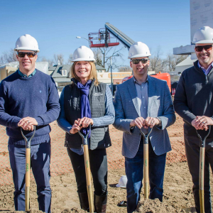 Time Out – Brinkman: The Foundry groundbreaking March 7, 2018 2