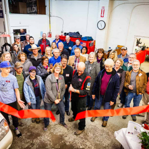 Time Out – Ribbon Cutting Ceremony to Welcome Automotive Repair of Wellington 12.14.2017 4